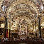 Concattedrale di San Giovanni con opere del Caravaggio