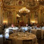 I sontuosi interni di palazzo Parisio