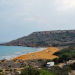 La spiaggia di Ramla Bay