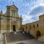 Victoria, la città principale di Gozo