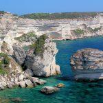 Scogliere nei dintorni di Bonifacio [Foto di veverkolog da Pixabay]
