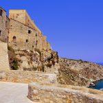 Isola di San Nicola, centro storico dell'arcipelago delle isole Tremiti