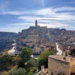 Gli scorci panoramici di Matera