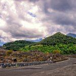 Strada parco dell'Etna