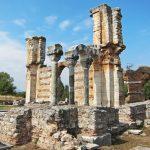 Sito archeologico dell'antica città di Filippi