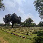 Cimitero degli Alleati a Kanchanaburi  [Foto di @LozainodiFaby]