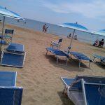 Spiaggia di Diano Marina [Foto di Valentina Caccavale]