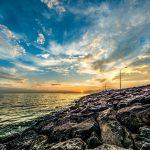 Tramonto sul mare [Foto di Justin T'annix da Pixabay]