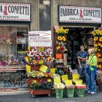 Negozio di confetti di Sulmona