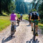 Giro in mountain bike o e-bike