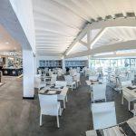 Zona pranzo del Veraclub Costa Rey Wellness & Spa