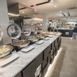 Buffet del Veraclub Costa Rey Wellness & Spa