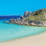 Spiaggia del Veraclub Moresco