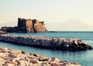 Ischia (traghetto) Napoli - Partenza.jpg