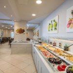 Zona ristorante dell'Alpiclub Cactus Beach