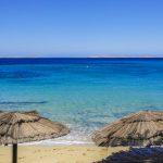 Spiaggia dell'Alpiblu Alkistis Beach