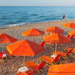 Spiaggia dell'Eden Village Kournas Beach