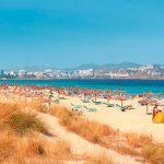 Ibiza, Playa D'En Bossa