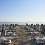 Spiaggia dell'Alpiblu Eliros Mare