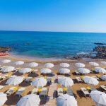 Spiaggia dell'Alpiclub Torre Guaceto Oasi Hotel
