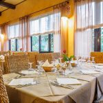 Area pranzo dell'Alpiclub Costa degli Dei Resort