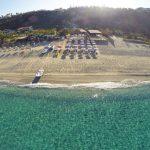 Spiaggia dell'Alpiclub Costa degli Dei Resort