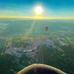 Volo in mongolfiera
