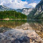 Lago Bohinij