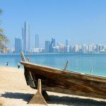 Lo skyline di Dubai