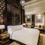 La camera del Ritz-Carlton Al Wadi