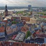 Lo skyline di Riga
