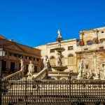 Fontana Pretoria di Palermo