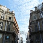 Piazza Quattro Canti a Palermo