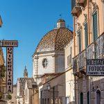 Cagliari, via Università
