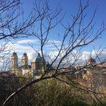 Vista del quartiere di Stampace di Cagliari
