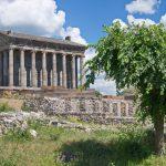 Il tempio ellenistico di Garni