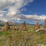 """Sito megalitico di Qaranuji, la """"Stonehenge d'Armenia"""""""