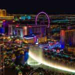 Las Vegas by night [Photo by Julian Paefgen on Unsplash]