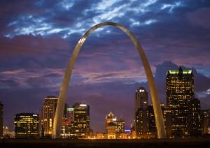 Chicago - Springfield - St Louis (480 Km).jpg