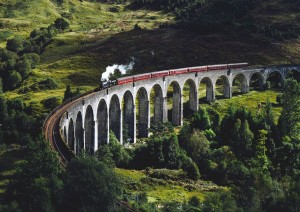 "Armadale (traghetto) Mallaig - Fort William (70 Km / 1h) - Treno A Vapore ""the Jacobite.jpg"