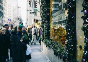 New York: Vetrine Di Natale, Greenwich Village.jpg