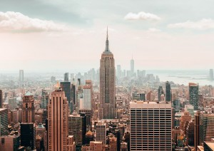 New York: Grand Central Station, Bryant Park, Times Square, Empire State Building.jpg