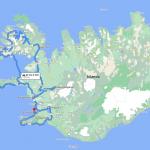 Itinerario [Google Maps ©]